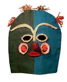 Amazing fabric mask
