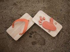kiko+ ashiato / monkey foot prints