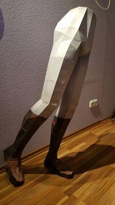 Die Beine sind fertig  by JASJOEJULJOL