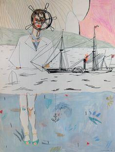 Emporio Armani by Alexandra Levasseur for SHOWstudio