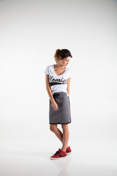 The Downtown Skirt - Geogie Wear Fall 2014
