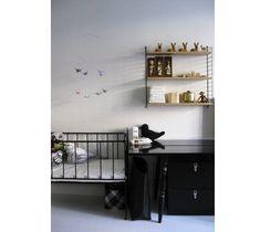 Varpunen Black Accented Children's Nursery| Remodelista