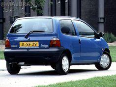 Renault Twingo - AUTO - CAR - AUTOMOVIL - TUNING - Modificado - AZUL - BLUE @MALBRAN