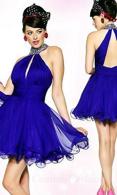 Blue Dress...adorable
