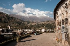 Yungay - An avalanche buried the entire town killing almost all its 25 000 inhabitants in the 70s. #Peru #cycletouring #travel #adventure