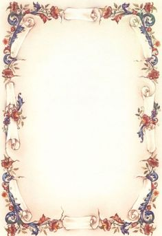 Frame Border Design, Boarder Designs, Borders For Paper, Borders And Frames, Background Pictures, Paper Background, Page Boarders, Calligraphy Borders, Picture Borders