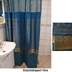 Shower curtain Vira  Only one pcs.