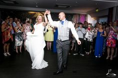 Dean and Sarah had such a fun wedding day at Hogarths Solihull, here's a shot from their first dance #dance #music #weddings #entertained #photography #memories  If you would like us to capture the story of your day, then please call us on 0121 733 6303 or email info@prestigephotography.co.uk