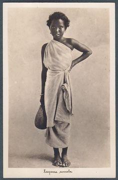 Somali Traditional Dress & Attires | Lovely
