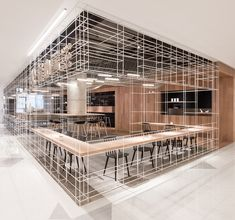 The shortlist for the annual international Restaurant & Bar Design Awards has been announced. We sifted through the list of 233 shortlisted entries across all categories to find 15 of the most stylish, stand-out designs. Vintage Industrial Decor, Industrial Style Kitchen, Design Blog, Cafe Design, Design Design, Design Trends, Cafe Interior, Office Interior Design, Luxury Interior