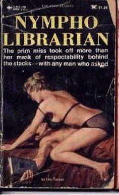 Nympho Librarian?