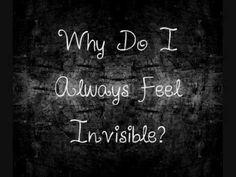 Invisible - Skylar Grey Lyrics #Relatable