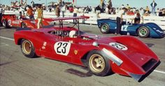 FRC37 – Ferrari 612 Can-Am – Las Vegas 1968 – Chris Amon #23