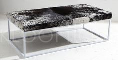 Bench V - Nguni Epoxy Frame Epoxy, Benches, Frame, Table, House, Furniture, Home Decor, Picture Frame, Banks