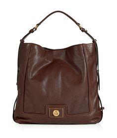Deepest Brown Hobo Bag