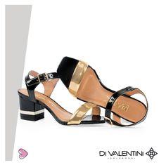 Sandália Di Valentini na loja Capanema . ♥