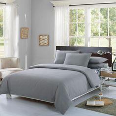 Hot Sale Bedding set Duvet cover sets bed linen Bed sets Duvet Cover Bed sheet Pillowcase KIng Queen full twin size 2/3/4pcs #Affiliate