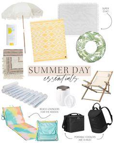 Amazing Life Hacks, Simple Life Hacks, Useful Life Hacks, Pool Installation, Beach Umbrella, Yellow Print, Cool Backpacks, Beach Blanket, Summer Days