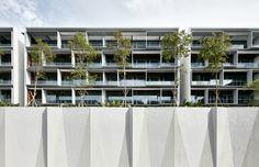 Galeria de Parque Residencial Seletar / SCDA Architects - 7