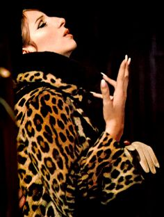 Barbra Streisand as Fanny Brice ~