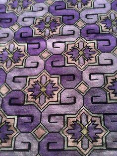Cross Stitching, Cross Stitch Embroidery, Embroidery Patterns, Needlepoint Stitches, Needlework, Tiny Cross Stitch, Blackwork, Knitting Needles, Bohemian Rug