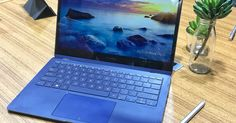 Asus unveils the world's thinnest convertible laptop yet - NETSKYDE Technology Updates, Convertible, Macbook Air, World, Asus Laptop, Jason Wu, Twitter, Computers