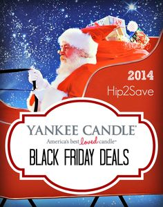 Yankee Candle: Black Friday 2014   -Find great productivity posts at www.listproducer.com- Yankee Candle Store, Shopping Deals, Shopping Hacks, Holiday Deals, Holiday Gift Guide, Couponing For Beginners, Black Friday Ads, Home Budget, Black Candles