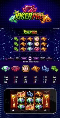 #NewSlot | Juggle your way to big wins with the new Joker Pro slot by NetEnt.