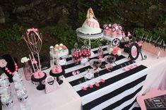 Barbie Birthday Party Ideas | Photo 1 of 30 | Catch My Party