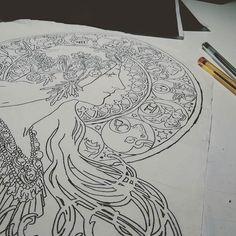 Work #Valencia  #tatuaje #tattoo #tinta #ink #Eternalink #eikon #kwadromneedles #work #cheyenne #dynamic #symbeos #Spain #art #pigmentos #dark #negro #color #shadows #sombras #dots #puntillismo #watercolor #acuarela #newschool #quecorralatinta