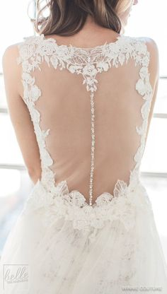 Winnie Couture Wedding Dress Collection Fall 2018 #wedding #weddingideas #weddings #weddingdresses #weddingdress #bridaldress #bridaldresses
