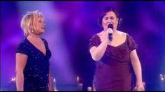 Susan Boyle performs Duet with Elaine Paige ( 13th / Dec / 09 ), via YouTube.
