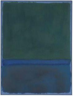 Mark Rothko (1903-1970), No. 17, oil on canvas, 91 1/2 x 69 1/2 in. (232.5 x 176.5 cm). Painted in 1957