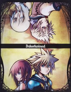 Kingdom Hearts | Intertwined