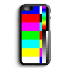 Tv Color Bars iPhone 7 Case