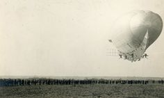 Remembering the ambition and tragic fiery end of the giant Langley airship Roma. With archival pix & video. http://bit.ly/1YIE4WD --Mark St. John Erickson