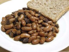 Farmersgirl Kitchen: Haricot Beans baked Boston Style