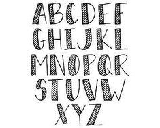 hand drawn font - Google Search