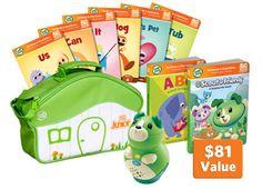 Tag™ Junior Get Ready for Preschool Bundle with Scout  #LeapFrogWishList