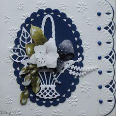 Kaarten maken Die Cut Cards, Paper Cards, Handmade Cards, Christmas Ornaments, Holiday Decor, Xmas Ornaments, Christmas Jewelry, Christmas Ornament, Card Making