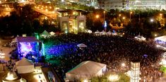 Live On The Green is a free concert series, presented by Lightning 100, at Public Square Park in downtown Music City. Click the photo for dates and lineup. #Nashville #MusicCity
