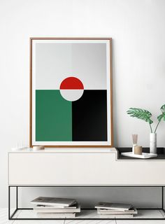 MEA by SØLVE. Contemporary Art & Graphic Design Prints. Online store. Worldwide shipping. www.solveprint.com
