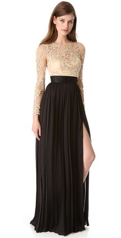 perfect for a black-tie wedding
