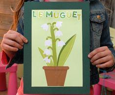 Le muguet du 1er mai - Jouonsensemble.fr