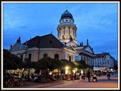 Gendarmenmarkt / Refugium / Französischer Dom by rob4xs, via Flickr