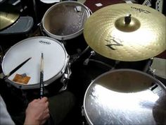 DRUM LESSON: Fun Drum Fill - YouTube Learn Drums, How To Play Drums, Drums For Kids, Music For Kids, Drums Pictures, Drum Tuning, Drum Patterns, Drum Room, Vintage Drums