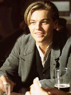 Forever crush Jack Dawson // Leonardo DiCaprio