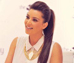 Kim K is so pretty