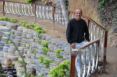Would love to be involved in projects like this. Can't wait ✌️& ❤️    Brazilian Mauro Quintanilha, the man who started removing 16 tons of garbage to create the Sitie Ecological Park, poses in Vidigal Hill, Rio de Janeiro, Brazil on May 14, 2015. The community-built park received the SEED Awards for Entrepreneurship in Sustainable Development from the UN last month.