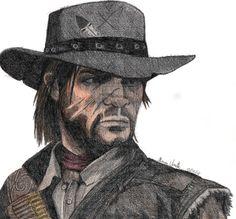 My name is John Marston by Attaora.deviantart.com on @deviantART